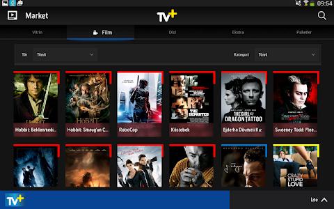 screenshot of Turkcell TV+ version 3.14.1