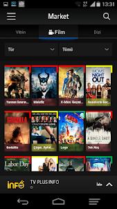 screenshot of Turkcell TV+ version 3.6.6