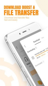 screenshot of UC Browser - Fast Download Private & Secure version 12.9.10.1159