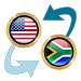 Download US Dollar x South African Rand 1.9 APK