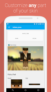 Download UTK.io for Minecraft PE 1.1 beta3 APK