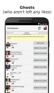 Download Unfollowers for Instagram 2.7.0 APK