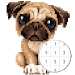 Download Unicorn Pug - Color By Number & Pixel No Draw 1.0.5 APK