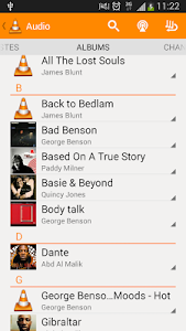 Download VLC for Android beta 0.9.10 APK
