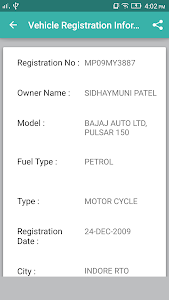 Download Vehicle Information System - गाड़ी मालिक का नाम 2.4 APK