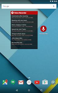 Download Voice Recorder Pro 2.0.24 APK