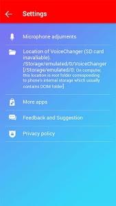 Download Voice changer 10.0 APK