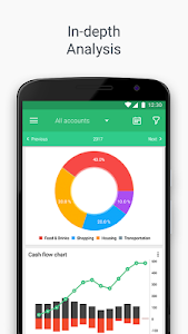 screenshot of Wallet - Money, Budget, Finance & Expense Tracker version 6.2.2
