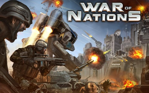 screenshot of War of Nations: PvP Conflict version 7.1.1
