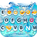 Download Water Bubble Keyboard & Emoji 2.3 APK
