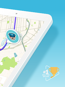 Download Waze - GPS, Maps, Traffic Alerts & Live Navigation 4.44.0.4 APK