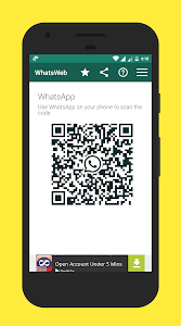 screenshot of WhatSpy - Spy For WhatsApp version 1.2.0