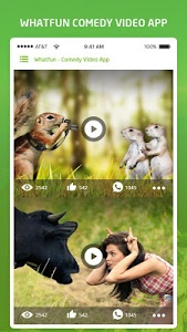 Download Whatfun - comedy video app 1.9 APK