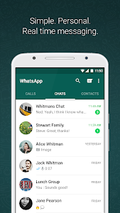 Download WhatsApp Messenger 2.18.306 APK