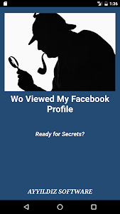 screenshot of Who Viewed My Facebook Profile version 4.0