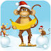 Download Wild Jungle Monkey Run 1.0 APK