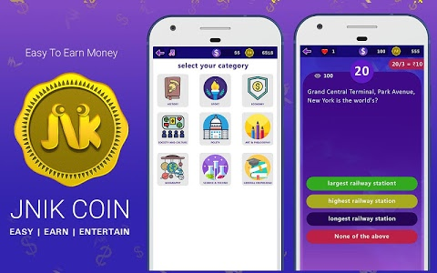 screenshot of Win Money Real Cash - Play GK Quiz & Become Rich version 5