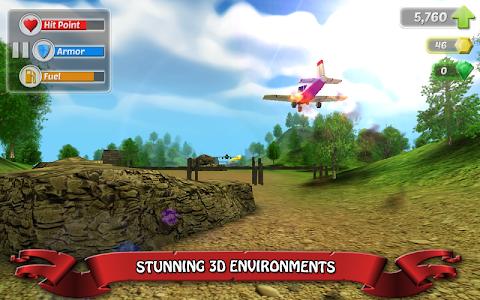 screenshot of Wings on Fire - Endless Flight version 1.35