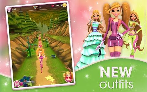 screenshot of Winx Bloomix Quest version 2.0.1