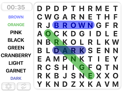 Download Word Search Games in english 8.0 APK