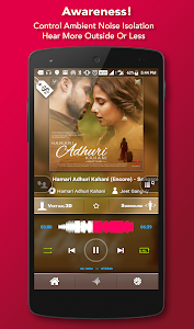 screenshot of XPlayer 3D version 1.6.1