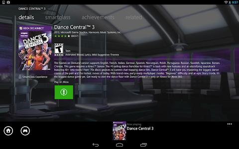 Download Xbox 360 SmartGlass 1.85 APK