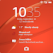 Download XPERIA™ Theme: Orange 1.0.A.0.0 APK
