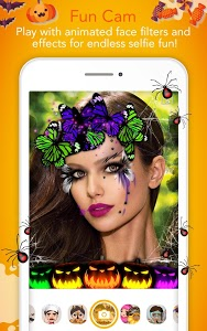 Download YouCam Fun - Snap Live Selfie Filters & Share Pics  APK