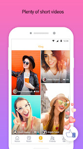 screenshot of YouStar – Video Chat Room version 4.9.180929
