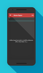 Download Youtube Abone Sayacı - KacAbone 1.0 APK