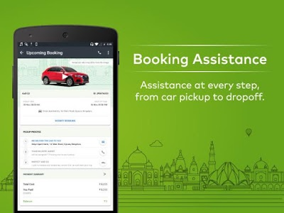 Download Zoomcar Self Drive Car Rental 4.3.5 APK