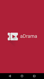 screenshot of aDrama version 3.8.1