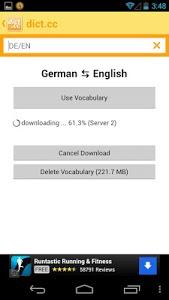 Download dict.cc dictionary  APK