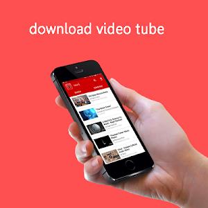 screenshot of download tube video downloader version 1.0