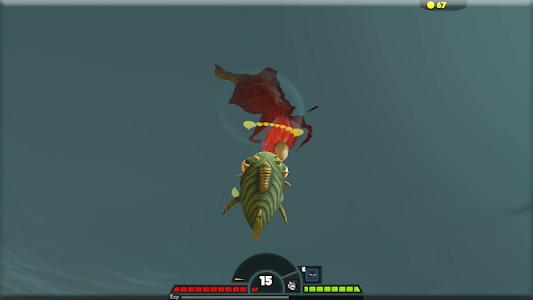 screenshot of feed and grow`draith fish version 3.0