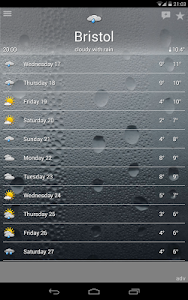Download the Weather 2.14.1 APK