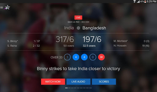 Download Star Sports Live Cricket Score 4.6 APK