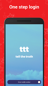 screenshot of tbh - to be honest - anonymous review app version 0.4.2